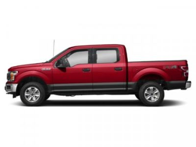 2019 Ford F-150 XLT (Race Red)