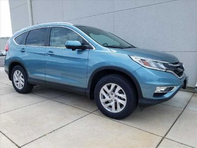 2015 Honda CR-V EX-L (Mountain Air Metallic)