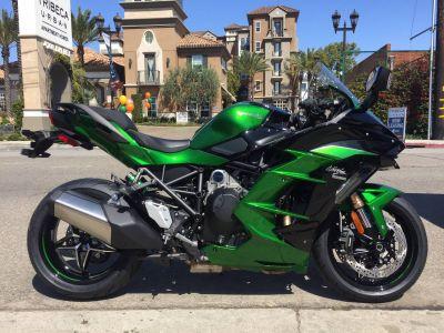 2018 Kawasaki Ninja H2 SX SE SuperSport Motorcycles Marina Del Rey, CA