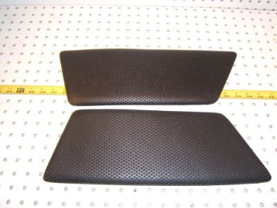 Find Mercedes W126 500SEC/380SEC 2D rear seat side BLACK OEM 1 set of 2 Covers,Type#1 motorcycle in Rocklin, California, United States, for US $149.00