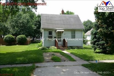1 bed 1 bath home located on the East Side