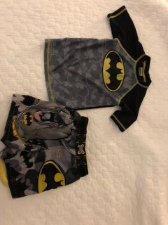 3T Batman bathing suit