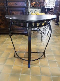 Entryway console table $45 plus tax