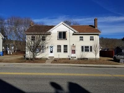 5 Bed 2 Bath Foreclosure Property in Baltic, CT 06330 - Main St