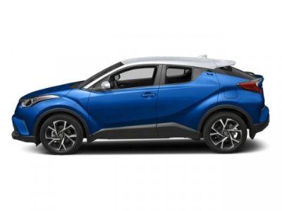 2018 Toyota C-HR XLE Premium (Iceberg/Blue Eclipse Metallic)
