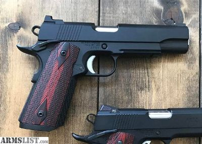 For Sale: Ed Brown Custom Ordered 1911 Half Rail - Off Roster