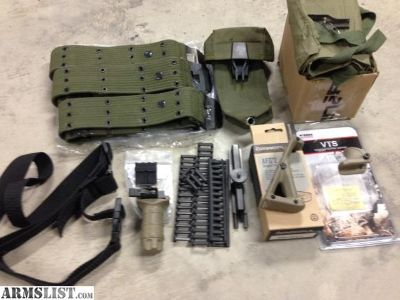 For Sale: AR & Other Tactical Parts & Supplies - UPDATED