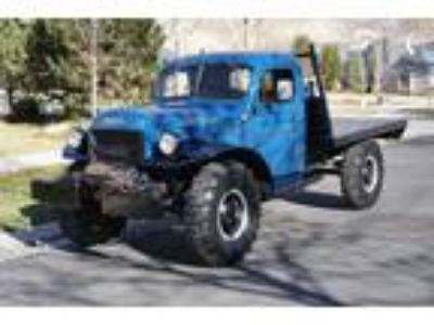 1950 Dodge Power Wagon 4WD