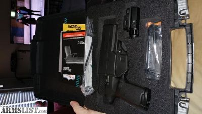 For Sale/Trade: Sig Sauer P320c .40