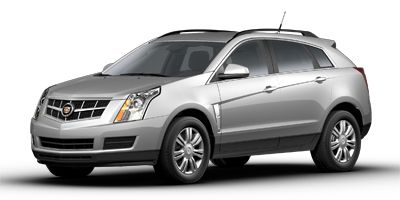2013 Cadillac SRX Premium Collection (GOLD)