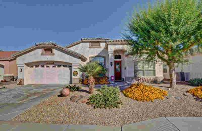 17974 W CAMINO REAL Drive Surprise Three BR, WOW!!