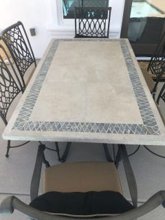 Windham Outdoor Table