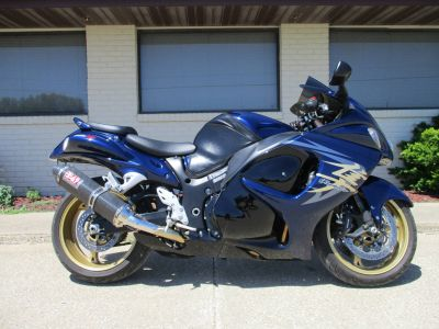 2008 Suzuki Motor of America Inc. Hayabusa SuperSport Motorcycles Winterset, IA