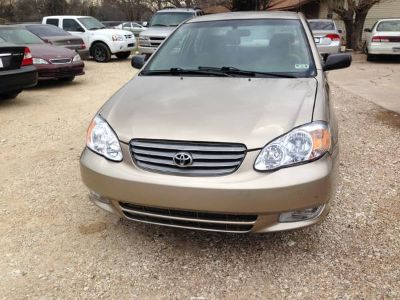 2004 Toyota Corolla CE, only 86K miles