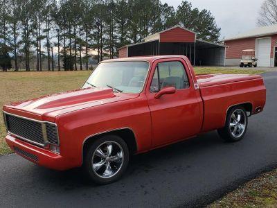 1978 Ford Explorer XLT (Red)