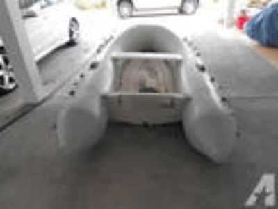 3 Person Rigid Hull Inflatable Boat LIKE NEW!