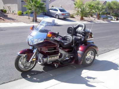 2006 honda Goldwing Trike