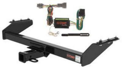Purchase Curt Class 3 Trailer Hitch & Wiring for 2000-2003 Nissan Frontier 4 Door motorcycle in Greenville, Wisconsin, US, for US $178.48