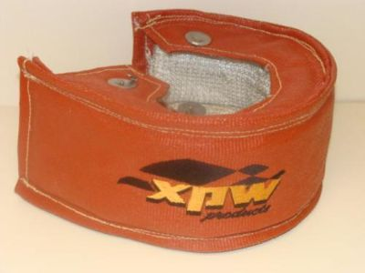 Sell New XPW T4 RED XPW Turbo Charger Blanket/Sock Housing Cover -Garrett/Turbonetics motorcycle in Atoka, Tennessee, US, for US $57.50