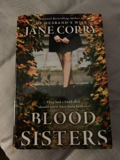 Blood Sister by Jane Corry