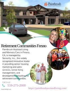 Senior Retirement Fresno