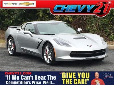 2017 Chevrolet Corvette Stingray Z51 (Blade Silver Metallic)