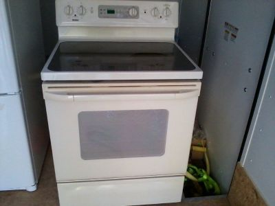 Kenmore electric stove