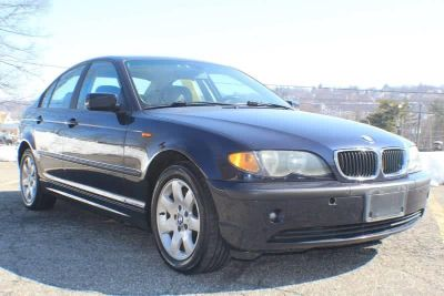 2003 BMW 3-Series 325xi (Blue)