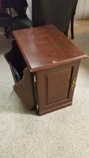 Sturdy end table