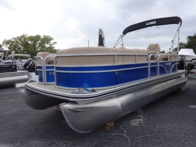 2018 Lowe SS210 Walk-Thru Pontoons Boats Holiday, FL