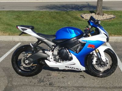 2013 Suzuki GSX-R750 Sport Motorcycles Meridian, ID