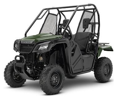 2019 Honda Pioneer 500 Side x Side Utility Vehicles Scottsdale, AZ