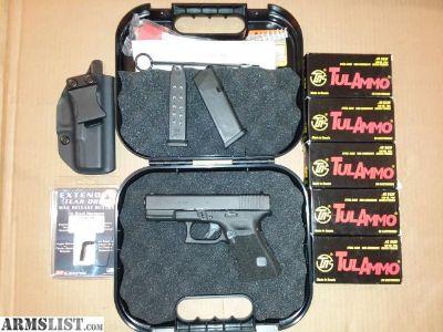 For Sale: Glock 23 Gen 3 $520