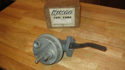 Purchase Kimco Fuel Pump 1968-74 Buick Special 6-Cylinder 250 Engine motorcycle in Middlesboro, Kentucky, United States