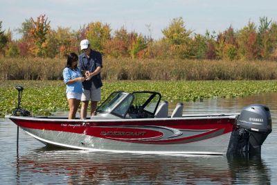 2018 Smoker Craft 162 Pro Angler XL Fishing Boats Holiday, FL