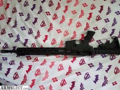 For Sale/Trade: Aero AR 15