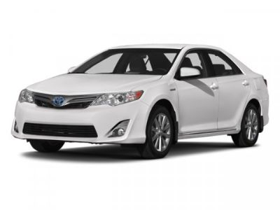 2013 Toyota Camry Hybrid LE (CYPRESS PEARL)