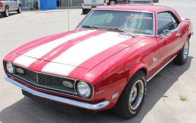 $24,950, 1968 Chevrolet Camaro 327 Engine 700 Automatic