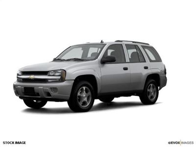 2007 chevrolet trailblazer   831