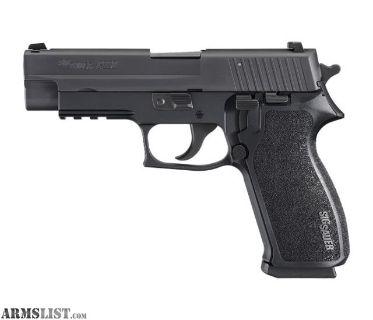 For Sale: Sig P220 Nitron 45ACP