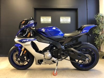 2015 YAMAHA YZF-R1 SPORTBIKE UNLEADED GAS