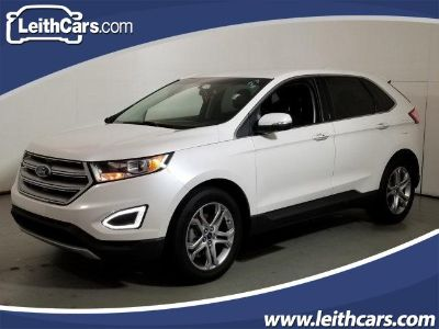 2015 Ford Edge (White Platinum Metallic Tri-Coat)