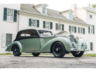 1937 Bentley 4-1/4 Litre