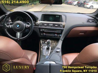 2015 BMW Integra 640i xDrive (Carbon Black Metallic)