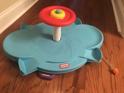 Little Tikes Dual Spinner