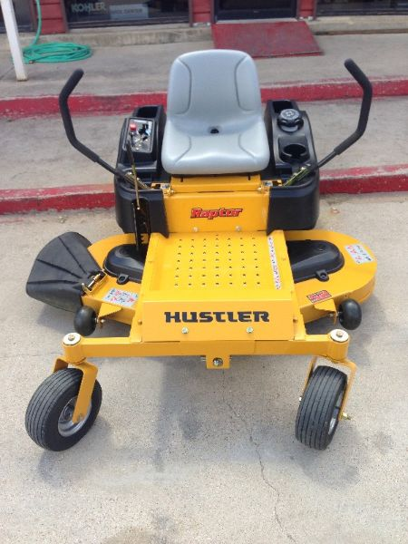 Hustler mower financing foto 431