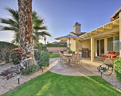 Home w/ Private Yard on Indian Palms Resort Course - Indio