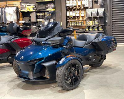 2021 Can-Am Spyder RT 3 Wheel Motorcycle Elk Grove, CA