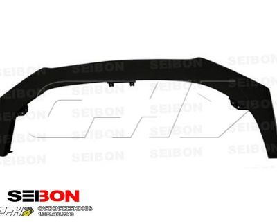 Seibon Carbon Fiber Vr-style Carbon Fiber Front Lip Mitsubishi Evo 08-12 Hot Dea