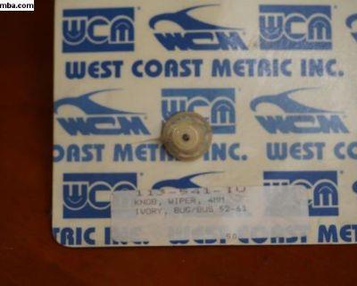 Knob Wiper 4mm (113 941 541 IV)